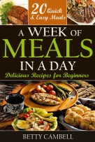A Week of Meals In A Day Cover
